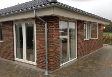 Funktionelt 1-plans hus. Kærhaven