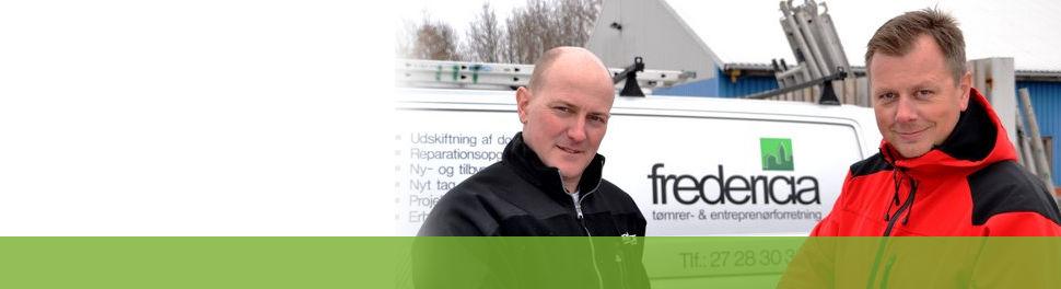 Fredericia tømrer & entreprenørforretning Aps