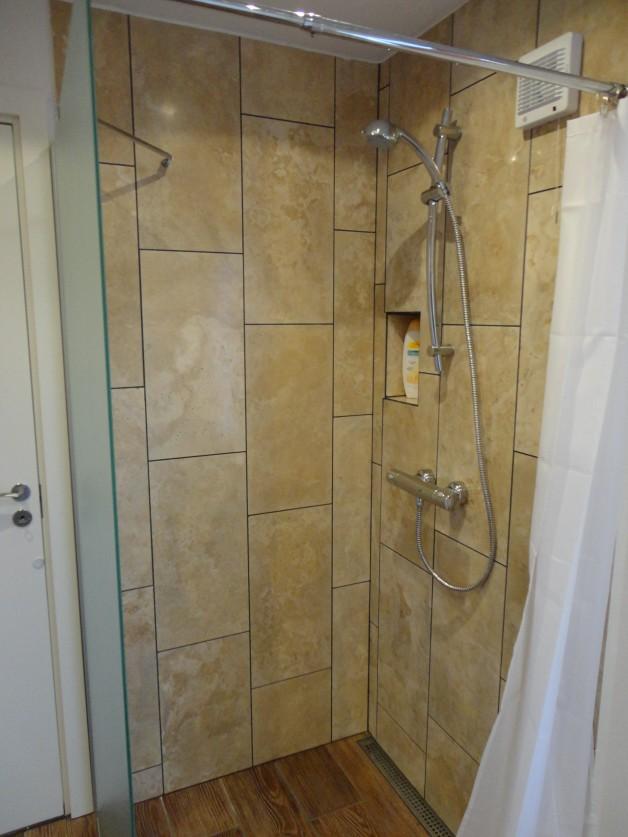Badeværelse med detaljer.Blichersvej
