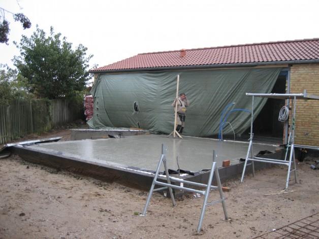 Totalrenovering af 1-plans hus.Lillebælts Alle